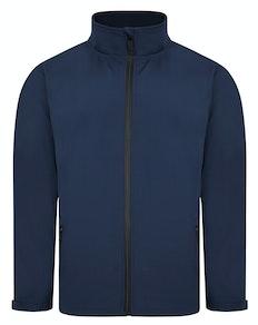 Bigdude Softshell Showerproof Jacket Navy