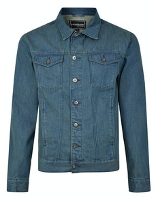 Bigdude Classic Denim Jacket Tint Wash