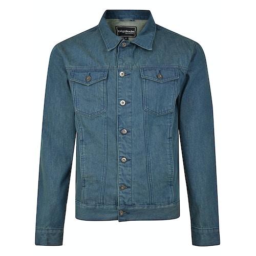 Bigdude Classic Denim Jacket Tint Wash