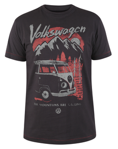 D555 Longleat Official VW Printed T-Shirt