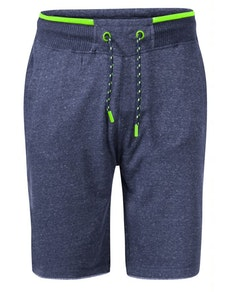D555 Electra Fleece Shorts Marineblau