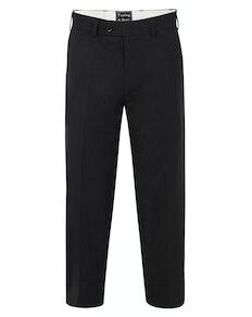 Tooting & Brow klassische Anzughose Schwarz