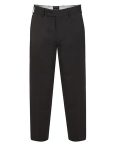 Tooting & Brow Essential Formal Trousers Charcoal