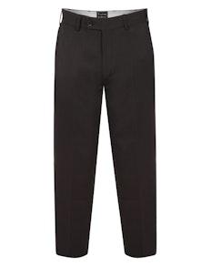 Tooting & Brow klassische Anzughose Grau