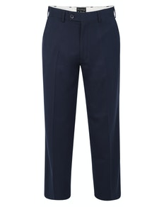 Tooting & Brow klassische Anzughose Dunkelblau
