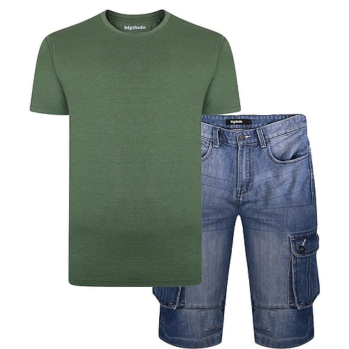 Bigdude T-Shirt & Shorts Bundle 7