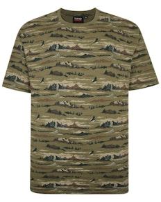 Spionage Wilderness T-Shirt Khaki