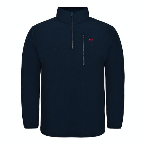 Bigdude Fleece Pullover Blau