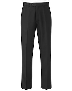 Skopes Wexford Flat Front Trousers Black