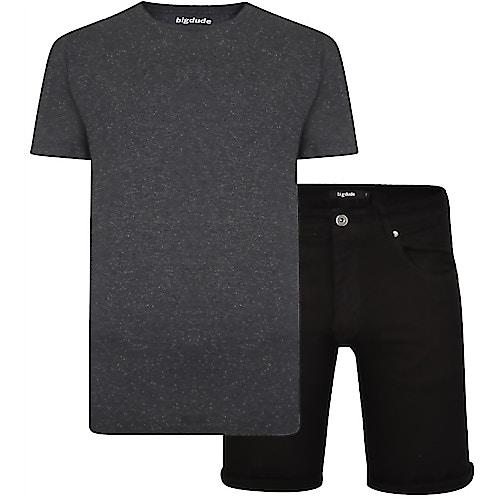 Bigdude T-Shirt & Shorts Bundle 10
