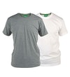 Grey and White Multipack TShirts