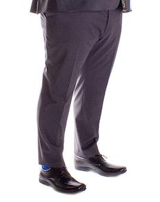 Hugo James Hazan Trousers Charcoal
