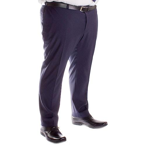 Hugo James Hazan Trousers Navy