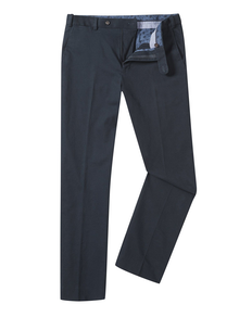 Skopes Antibes Tailored Fit Trousers Navy