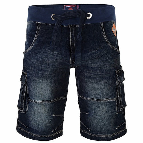 KAM Jeansshorts Dito Mid Used