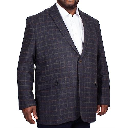 Tooting & Brow Smart Blazer Blue Check