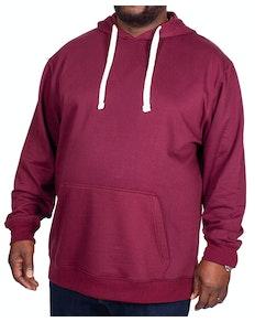 Bigdude Essentials Pullover Hoody Burgundy