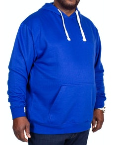 Bigdude Essentials Pullover Hoody Royal Blue Tall