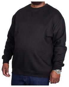Bigdude Essentials Jumper Black Tall