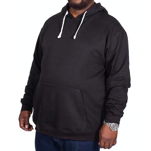 Bigdude Essentials Pullover Hoody Black