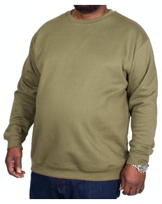 Bigdude Essentials Jumper Khaki