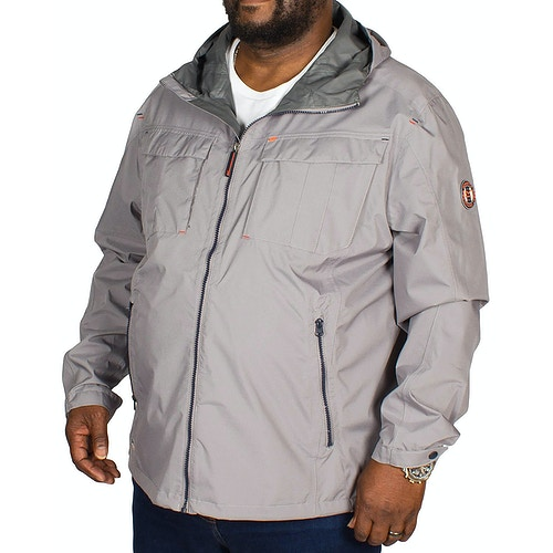 Regatta Bardolf Waterproof Jacket - Grey