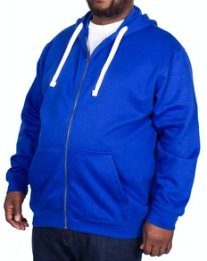 Bigdude Essentials Hoody Royal Blue Tall