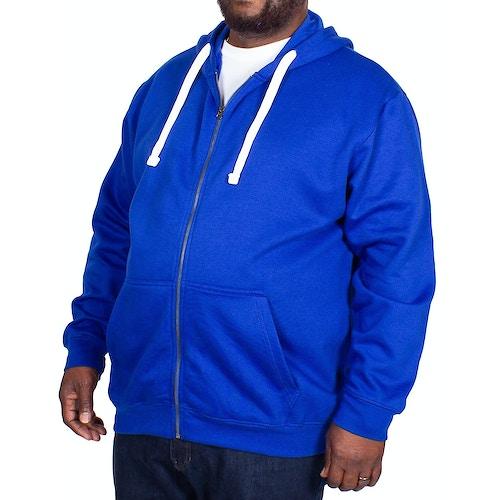 Bigdude Essentials Hoody Royal Blue Tall