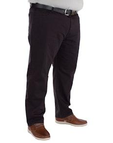 Carabou Black Worker Jeans