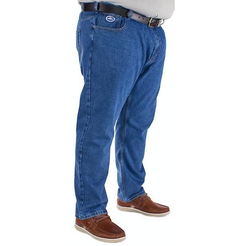 KAM Stonewash Klassische Jeans