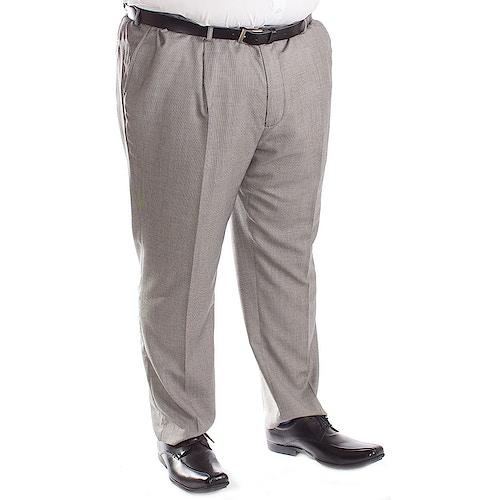 Kaymans Jovan Trousers Grey Dogtooth