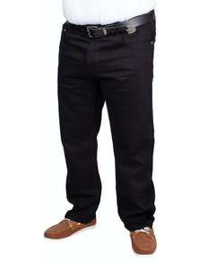 Bigdude Regular Jeans Schwarz