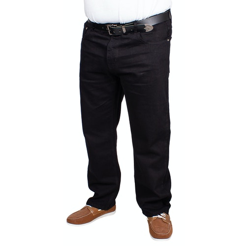Bigdude Regular Fit Jeans Black
