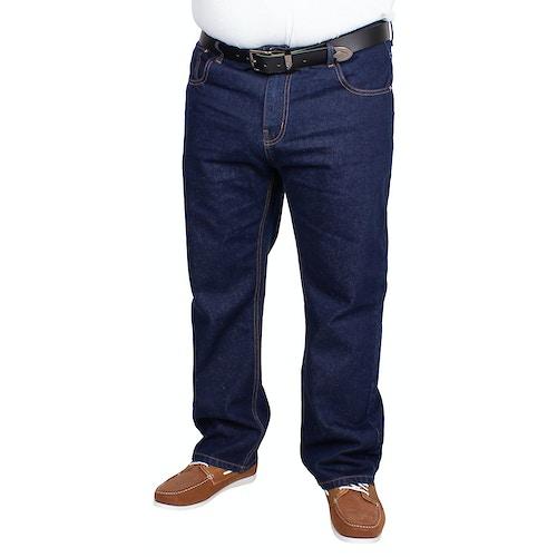 Bigdude Regular Fit Jeans Dark Wash