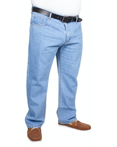 Bigdude Regular Jeans Light Wash