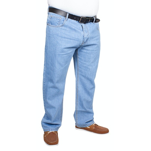Bigdude Regular Jeans Light Wash