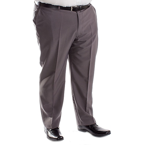 Carabou Panama Formal Trousers Grey