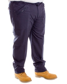 Carabou Action Combat Trousers Navy