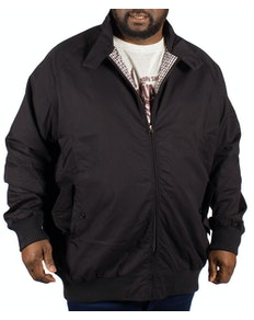 KAM Harrington Jacket - Black