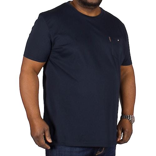 Ben Sherman Spade Pocket T-Shirt Navy