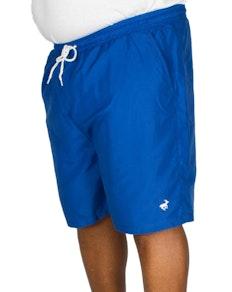 Bigdude Plain Swim Shorts Royal