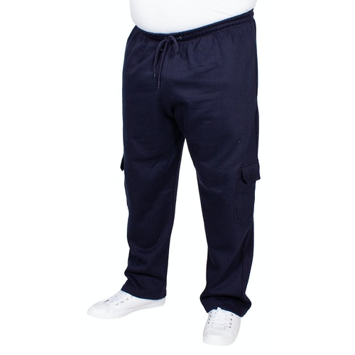 Bigdude Cargo Jogginghose Blau