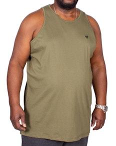 Bigdude Signature Vest Khaki