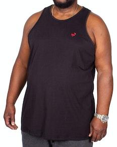 Bigdude Signature Vest Black