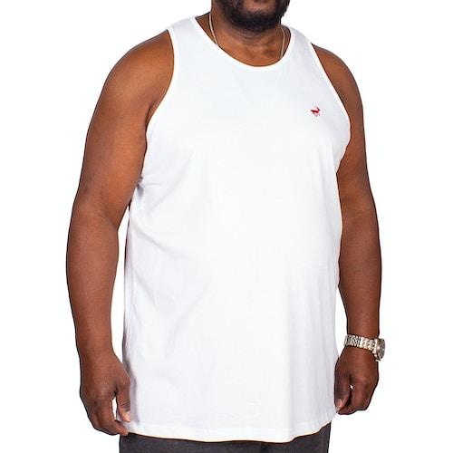 Bigdude Signature Vest White