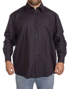 Espionage Traditional Long Sleeve Plain Shirt
