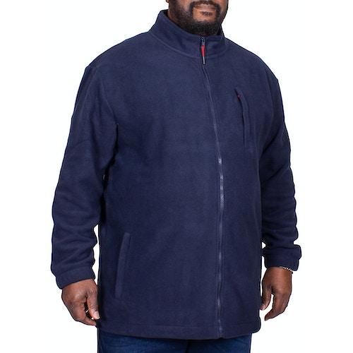 Bigdude Fleece Jacket Navy