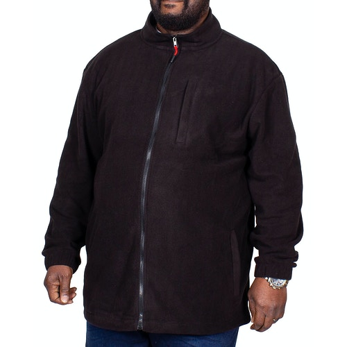 Bigdude Fleece Jacket Black