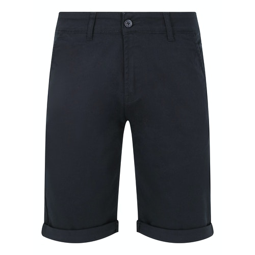 Bigdude Stretch Chino Shorts Dunkelblau