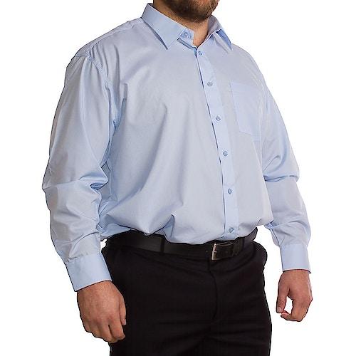Rael Brook Long Sleeve Sky Blue Shirt
